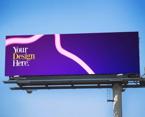 طراحی بیلبورد در کرج
